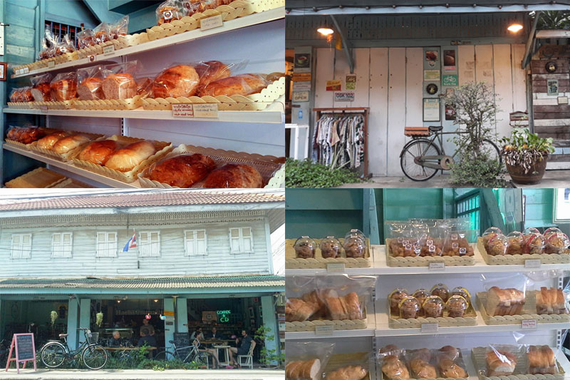 Hachi Cafe and Bike